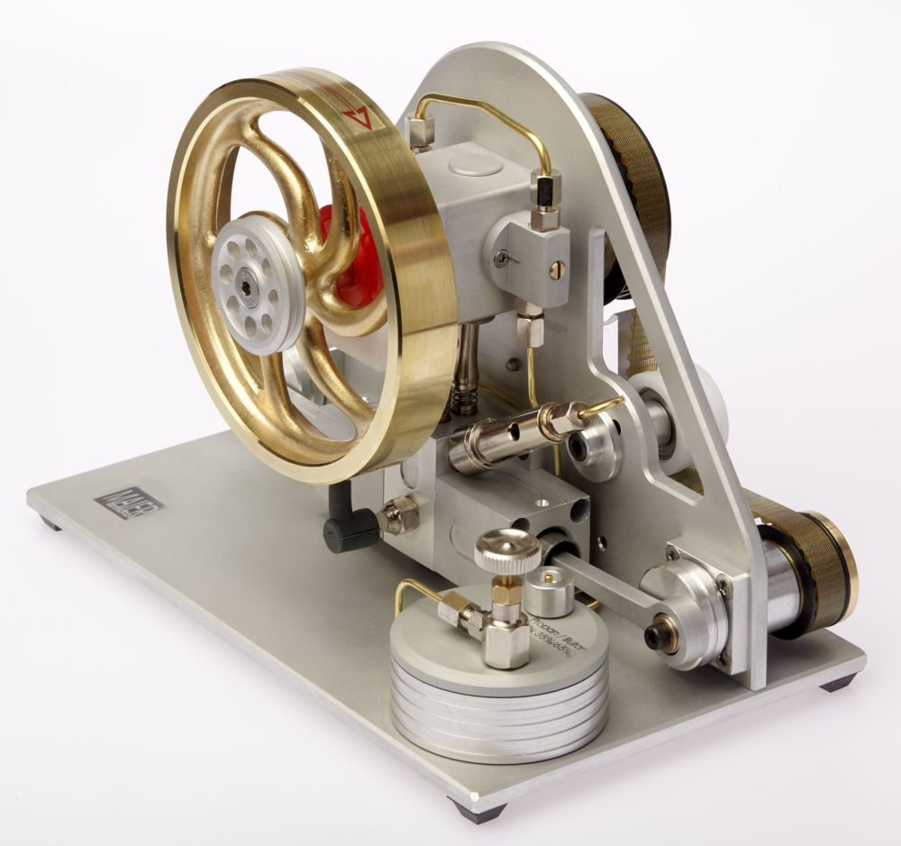 Miniature Gas Engines   Maier mechanic